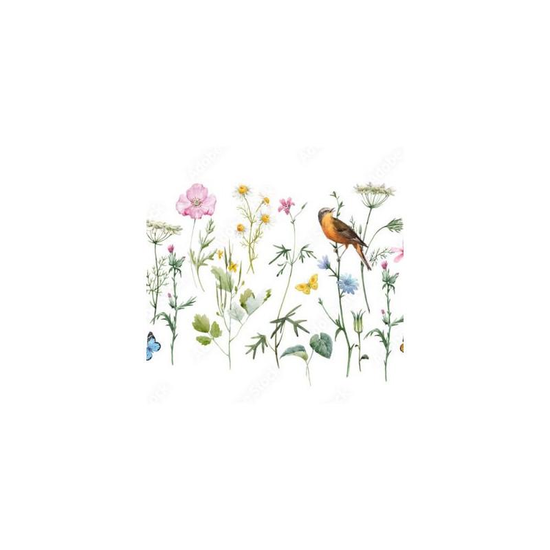 Zestaw naklejek - Roboty duże 2 95 cm x 95 cm
