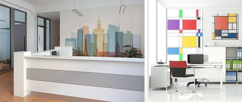 Biuro rachunkowe - nowoczesne wnętrze