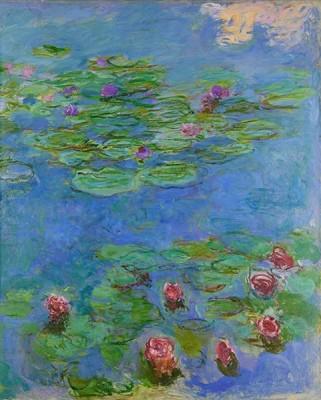 FototapetaClaude Monet - Water Lilies II