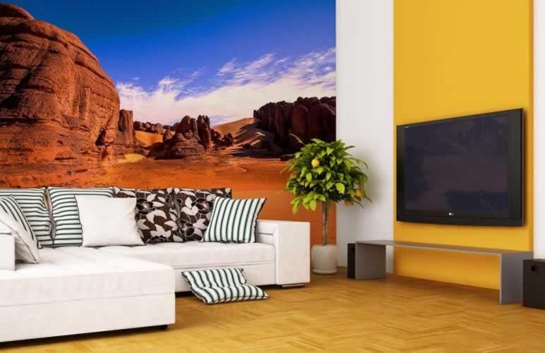 Fototapeta z motywem pustyni Sahara