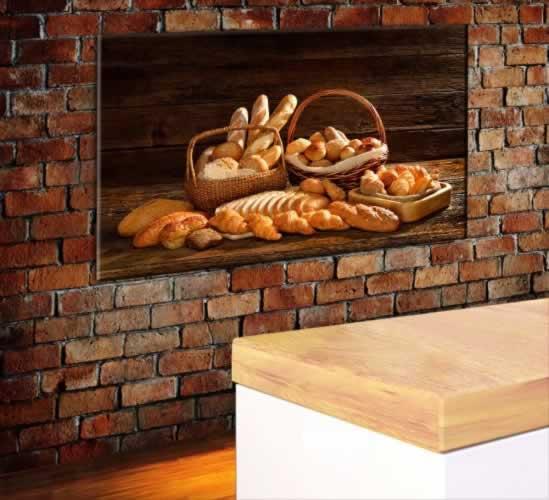 Obraz na płótnie do piekarni świeżego pieczywa