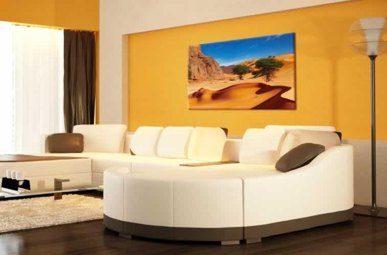 Obraz na płótnie z motywem pustyni