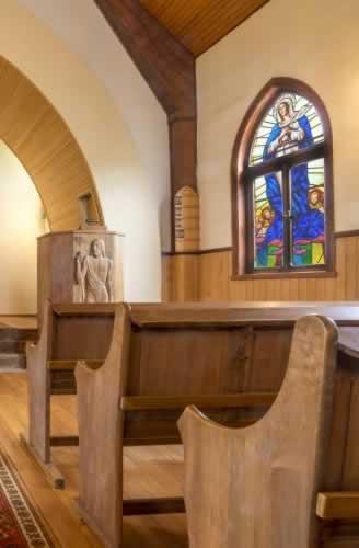 Witraż sakralny do kościoła