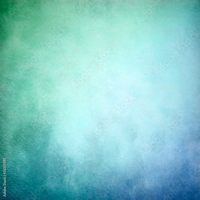Fototapeta Green vintage abstract grunge background