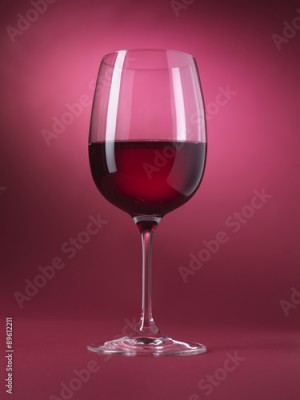 Obraz Red wine