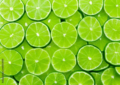Obraz lime background