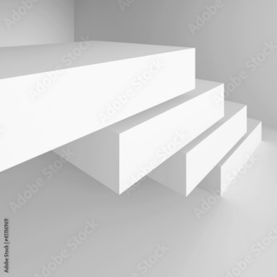 Plakat Modern Architecture Background
