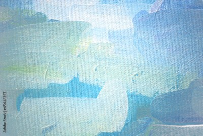 Fototapeta abstract painting on a canvas oil,  illustration, background