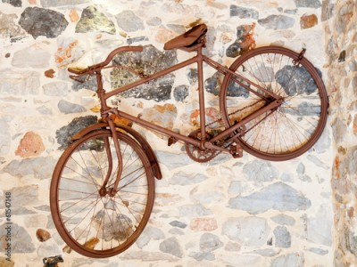 Obraz Old bicycle