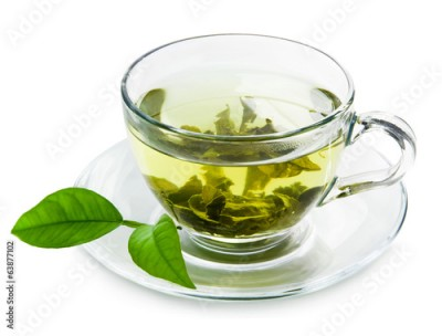 Obraz Green tea .